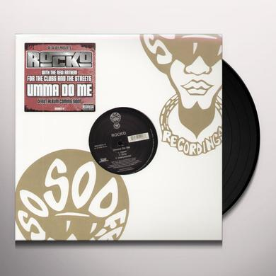 Rocko UMMA DO ME (X3) Vinyl Record