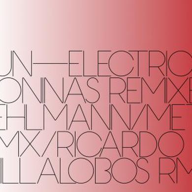 Sun Electric TONINAS REMIXES Vinyl Record