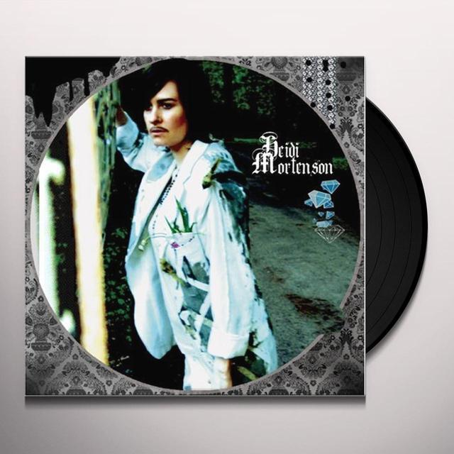 Heidi Mortenson DIAMONDS & UNDERWEAR Vinyl Record
