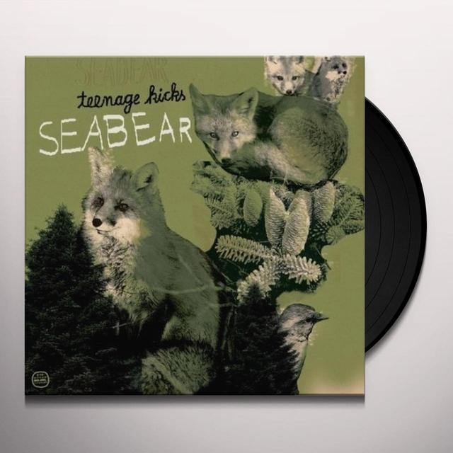 Seabear TEENAGE KICKS Vinyl Record