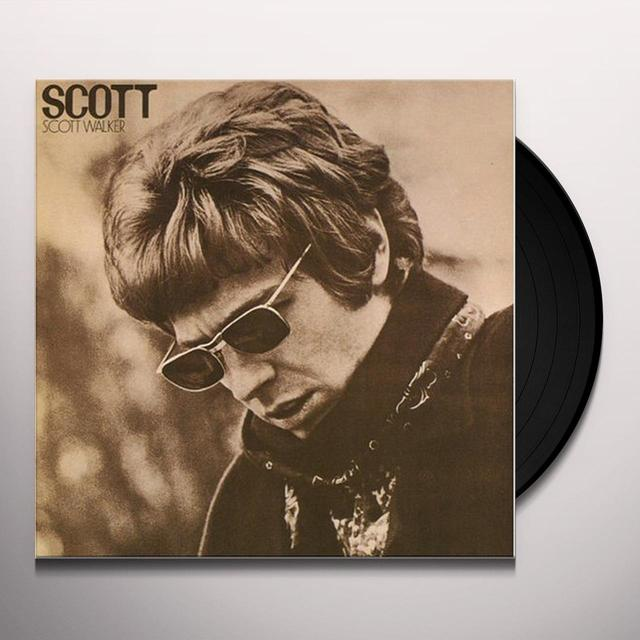 Scott Walker SCOTT Vinyl Record