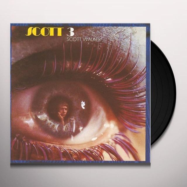 Scott Walker SCOTT 3 (Vinyl)