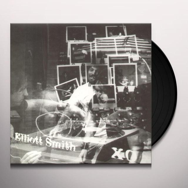 Elliott Smith XO Vinyl Record - 180 Gram Pressing, Deluxe Edition, Reissue