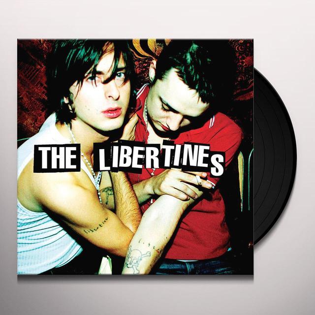 LIBERTINES Vinyl Record