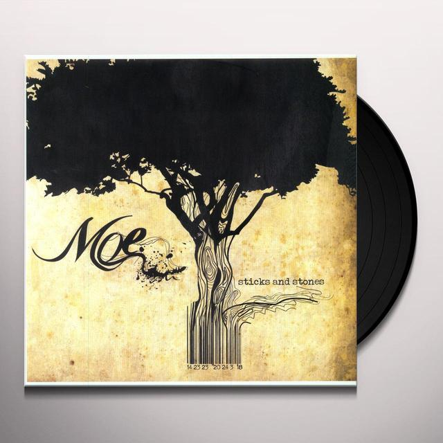 Moe STICKS & STONES Vinyl Record