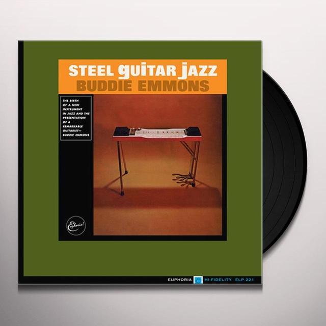 Buddy Emmons STEEL GUITAR JAZZ Vinyl Record