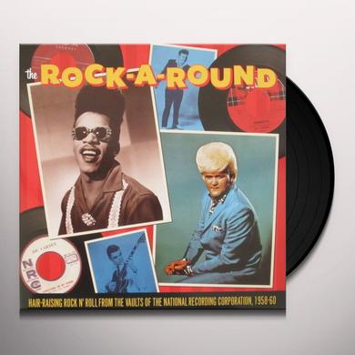ROCK-A-ROUND: HAIR RAISING ROCK N ROLL / VARIOUS Vinyl Record