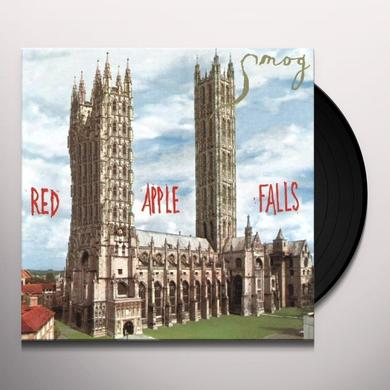 Smog Records RED APPLE FALLS Vinyl Record