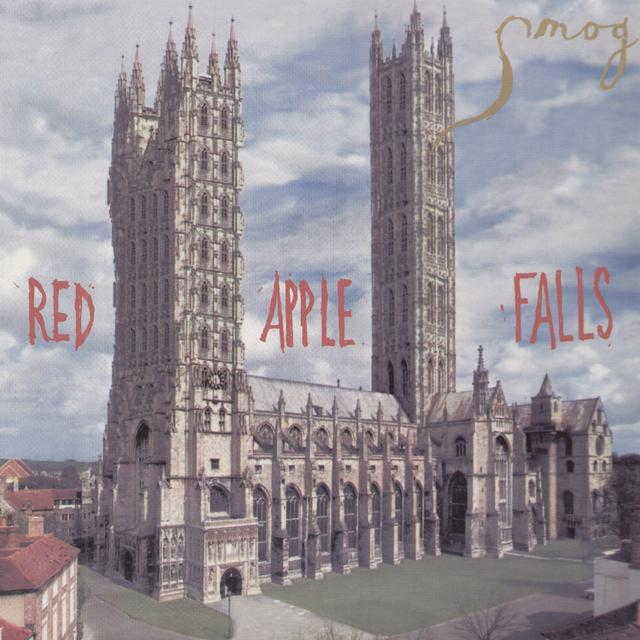 Smog RED APPLE FALLS Vinyl Record - Reissue