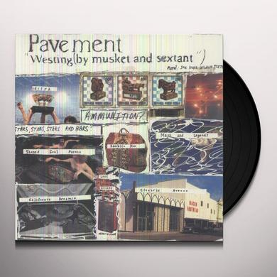 Pavement WESTING (BY MUSKET & SEXTANT) Vinyl Record - Reissue