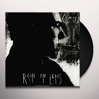 Smog Records RAIN ON LENS Vinyl Record