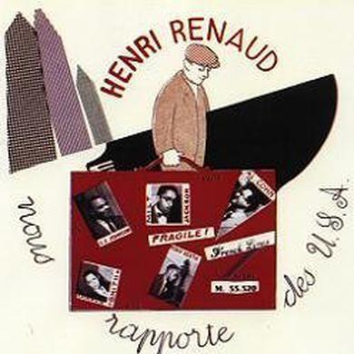 Henri Renaud ALLSTARS VOL 1 Vinyl Record