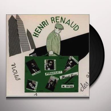 Henri Renaud ALLSTARS VOL 2 Vinyl Record