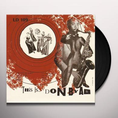 Don Byas THIS IS Vinyl Record - Limited Edition, Japan Import