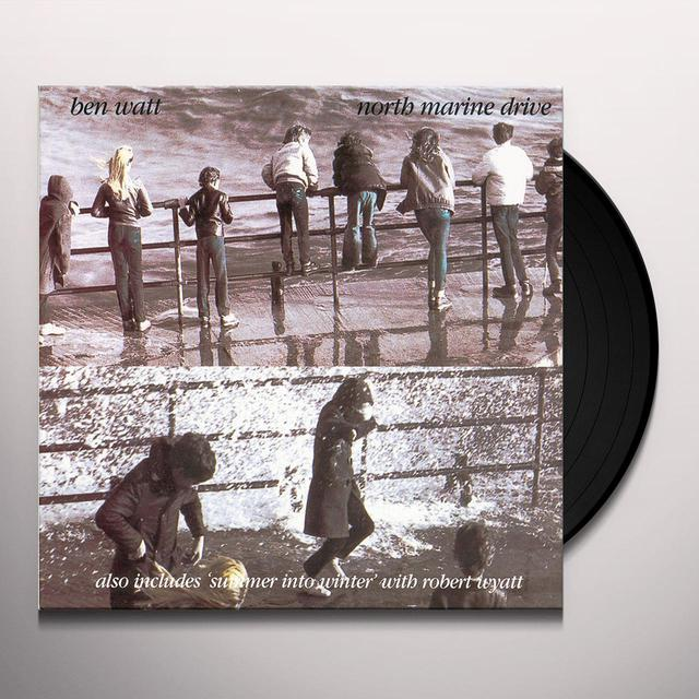 Ben Watt NORTH MARINE DRIVE Vinyl Record
