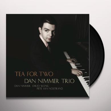 Dan Nimmer Trio TEA FOR TWO Vinyl Record
