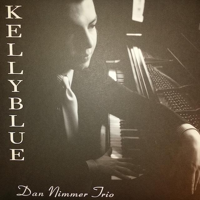 Dan Nimmer Trio KELLY BLUE Vinyl Record