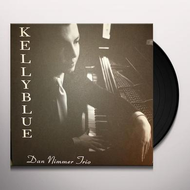 Dan Nimmer Trio KELLY BLUE Vinyl Record - Japan Import