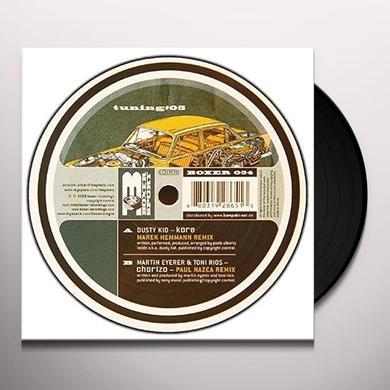 Tuning #05 / Various (Ep) TUNING #05 / VARIOUS Vinyl Record