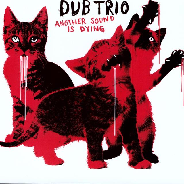 Dub Trio ANOTHER SOUND IS DYING Vinyl Record