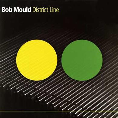 Bob Mould DISTRICT LINE Vinyl Record