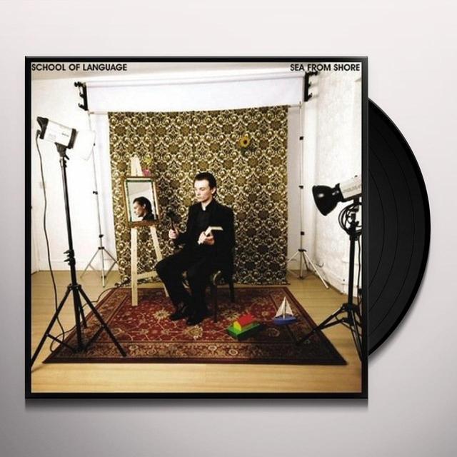 School Of Language SEA FROM SHORE Vinyl Record