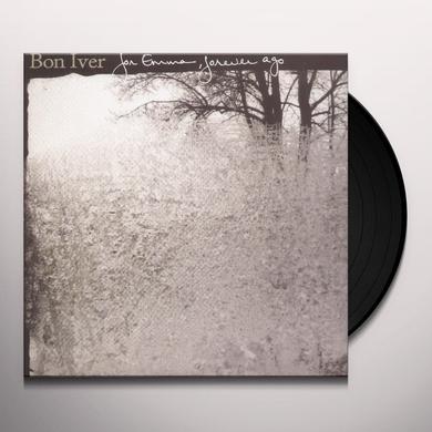 Bon Iver FROM EMMA FOREVER AGO Vinyl Record