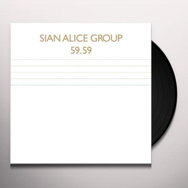 Sian Alice Group 59.59 Vinyl Record