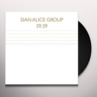 Sian Alice Group 59.59 Vinyl Record