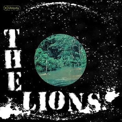 Lions JUNGLE STRUTTIN Vinyl Record