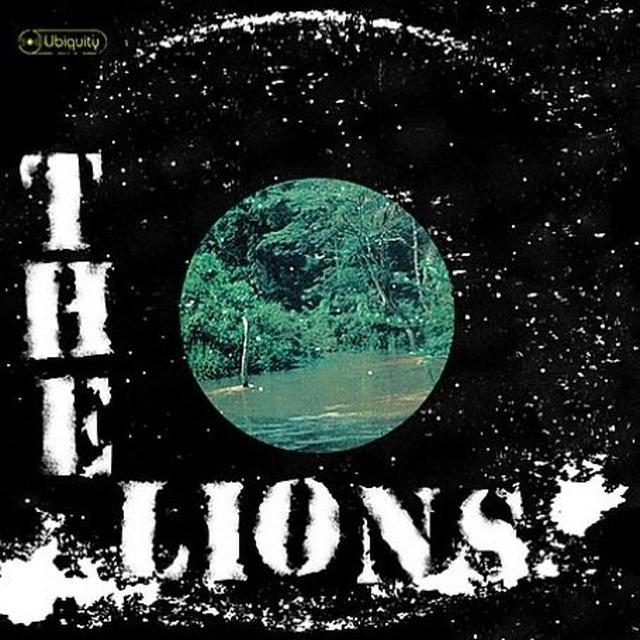Lions JUNGLE STRUTTIN Vinyl Record