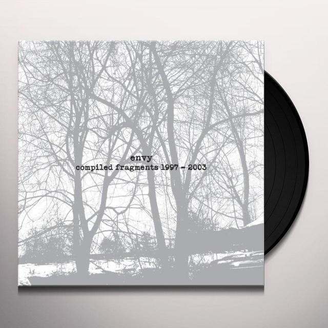 Envy COMPILED FRAGMENTS 1997-2003 Vinyl Record