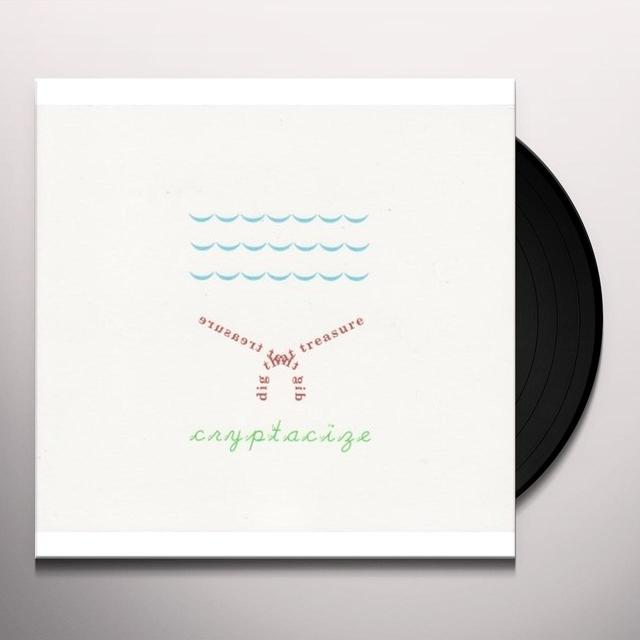 Cryptacize DIG THAT TREASURE Vinyl Record