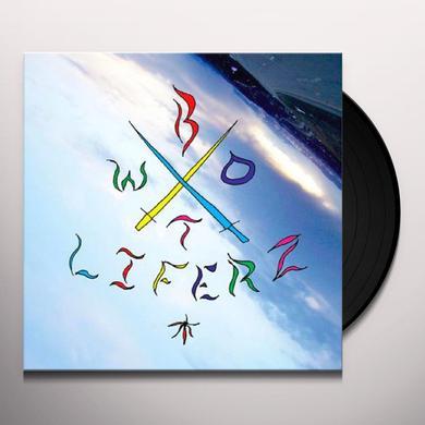 Blood On The Wall LIFERZ Vinyl Record