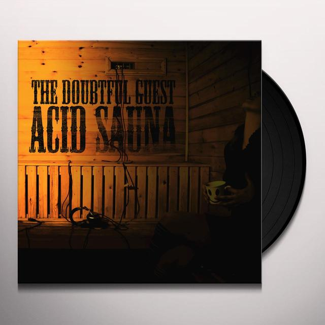 Doubtful Guest ACID SAUNA Vinyl Record