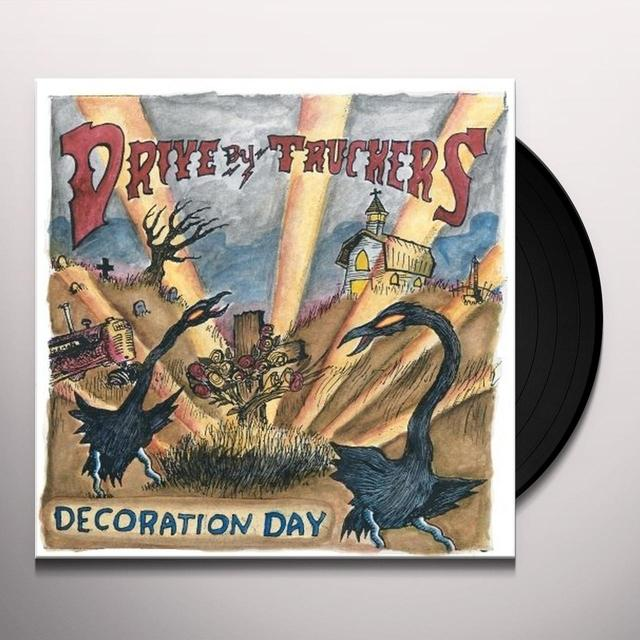 Drive-By Truckers DECORATION DAY Vinyl Record