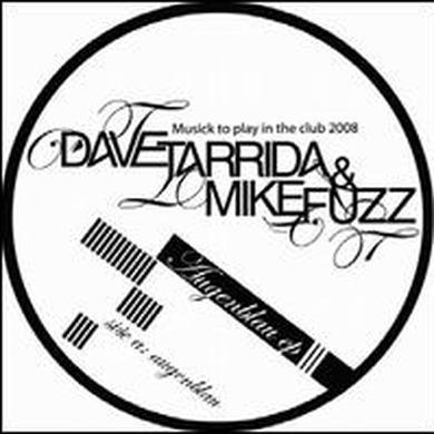 Dave Tarrida / Mike Fuzz AUGENBLAU Vinyl Record