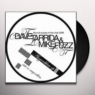 Dave Tarrida / Mike Fuzz AUGENBLAU (EP) Vinyl Record
