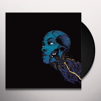 Capsule BLUE Vinyl Record