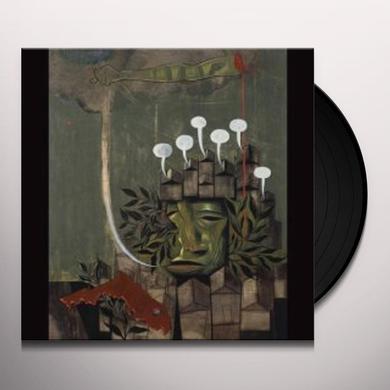 Hot Water Music TILL THE WHEELS FALL OFF Vinyl Record