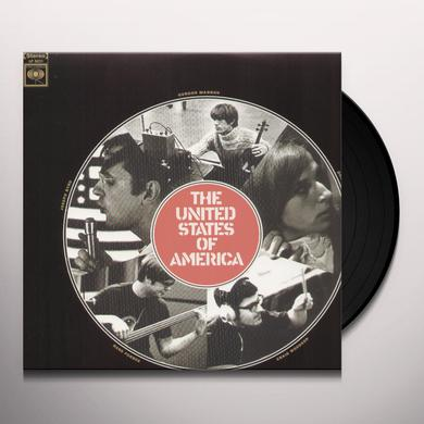 UNITED STATES OF AMERICA Vinyl Record