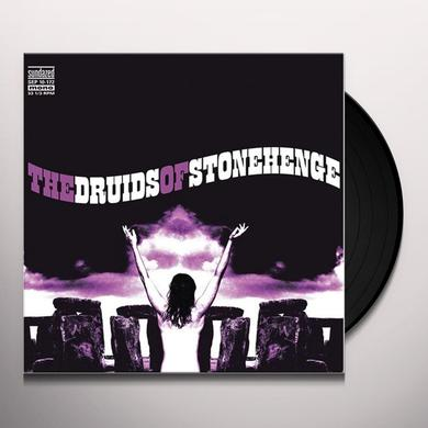 DRUIDS OF STONEHENGE (EP) Vinyl Record