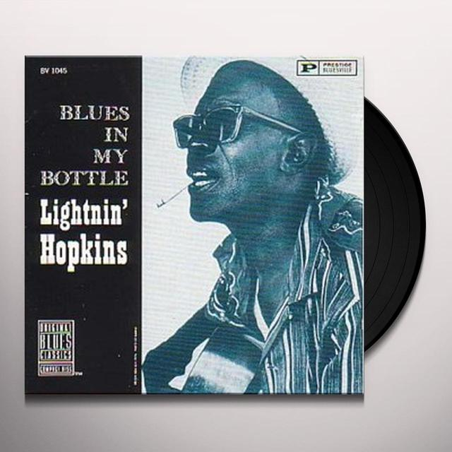 Lightnin' Hopkins on Spotify BLUES IN MY BOTTLE Vinyl Record