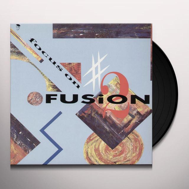 Focus On Fusion #2 / Var (Uk) FOCUS ON FUSION #2 / VAR Vinyl Record - UK Import