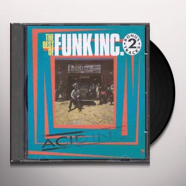 Funk Inc ACID INC Vinyl Record