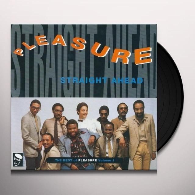 STRAIGHT AHEAD: BEST OF PLEASURE VOL 1 Vinyl Record