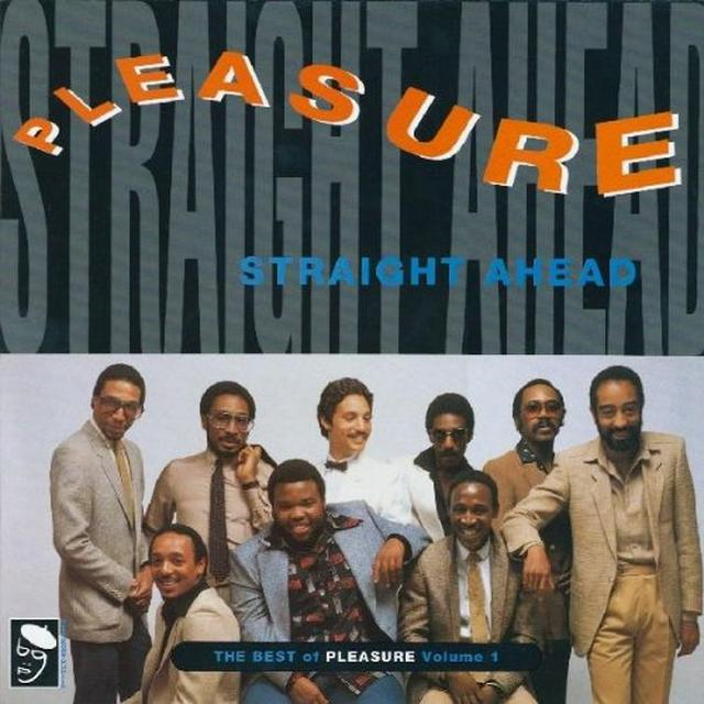 STRAIGHT AHEAD: BEST OF PLEASURE VOL 1 Vinyl Record - UK Import