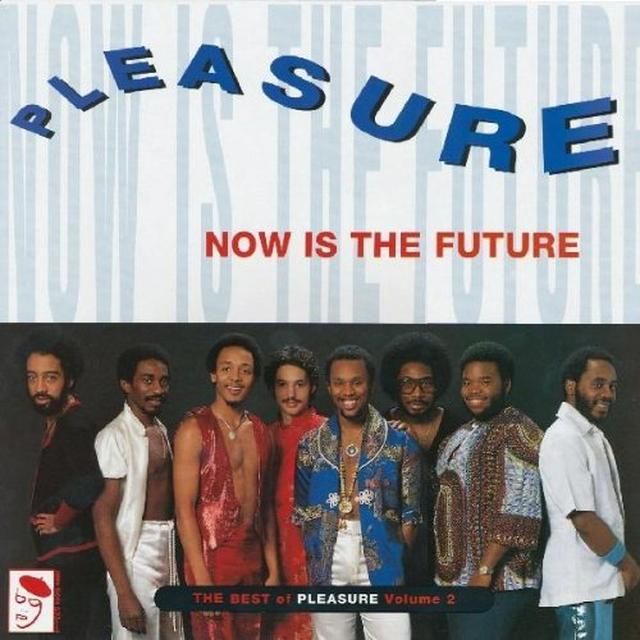 NOW IS FUTURE: BEST OF PLEASURE Vinyl Record - UK Import