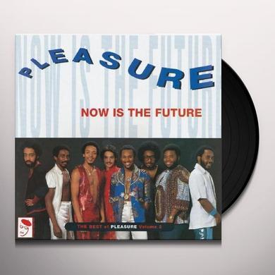 NOW IS FUTURE: BEST OF PLEASURE Vinyl Record - UK Import