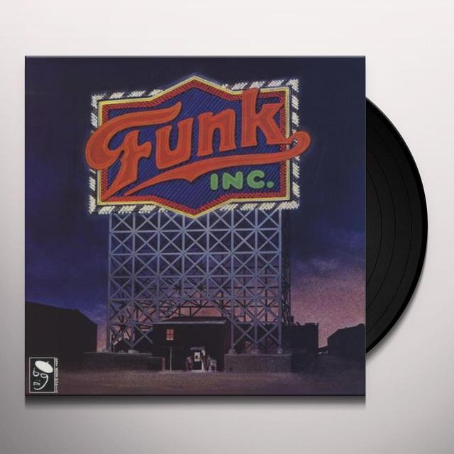 FUNK INC Vinyl Record - UK Import